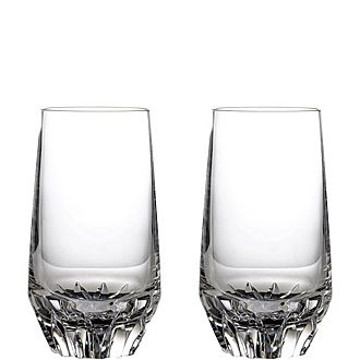 Set of Two Madra Hiball Glasses
