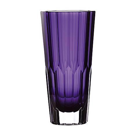 Jeff Leatham Icon Amethyst Large Vase 28cm, ${color}