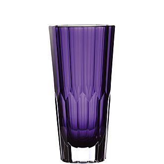 Jeff Leatham Icon Amethyst Large Vase 28cm