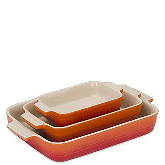 Three-Piece Volcanic Signature Dish Set