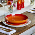 Stoneware 22cm Pasta Bowl, ${color}