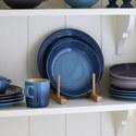 Stoneware 27cm Dinner Plate, ${color}