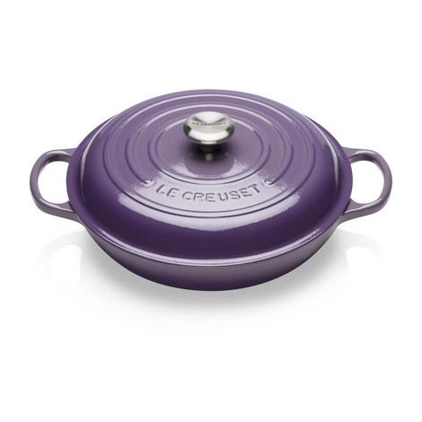 Shallow Casserole Dish 30cm, ${color}