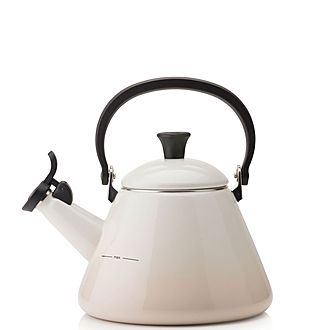 Kone Kettle with Fixed Whistle 1.6L Meringue