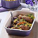 Medium Heritage Rectangular Dish, ${color}