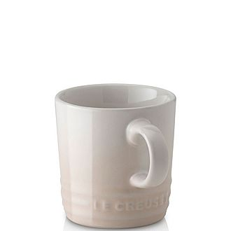Stoneware Espresso Mug 100ml Meringue