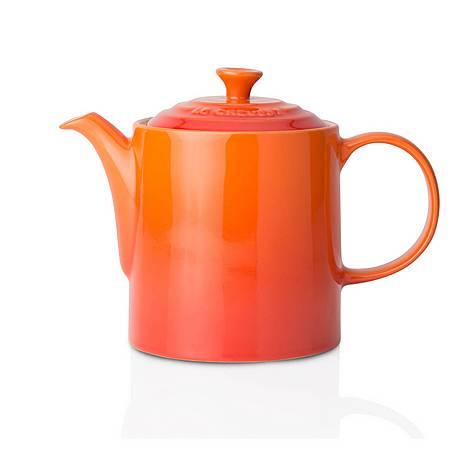 Stoneware Grand Large Teapot, ${color}