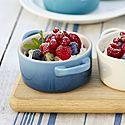 Stoneware Petite Casserole Dish, ${color}