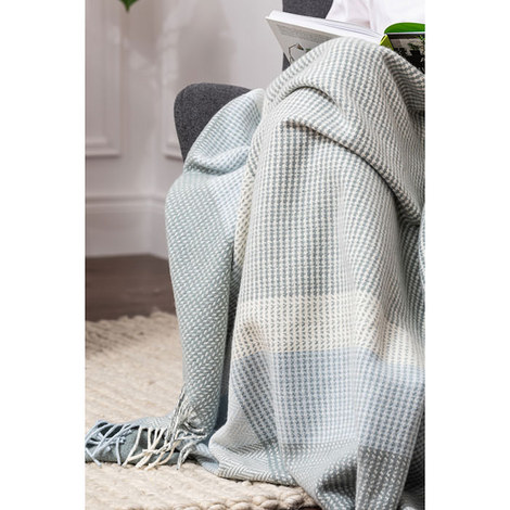 Cashmere and Lambswool Throw, ${color}