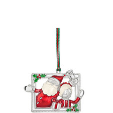 Mr & Mrs Clause Hanging Decoration