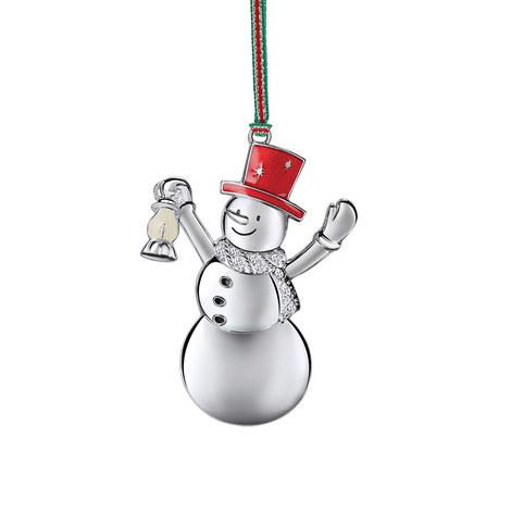 Snowman Hanging Decoration, ${color}