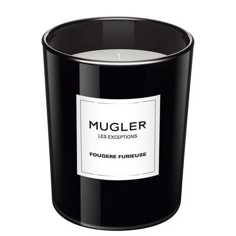 Les Exceptions - Fougere Furieuse Scented Candle, ${color}