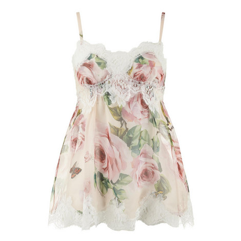 Rose Print Camisole, ${color}