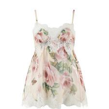 Rose Print Camisole