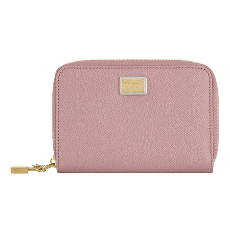 Square Zip-Around Wallet Small, ${color}
