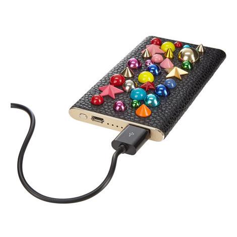Embellished Portable Charger, ${color}
