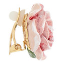 Rose Clip-On Earrings, ${color}