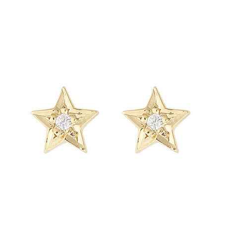 Mini Starstudded Earrings, ${color}