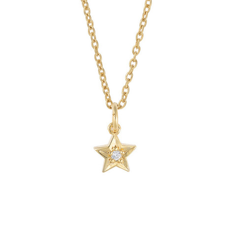 Mini Starstudded Necklace, ${color}