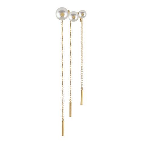 Pearl Stud Earrings, ${color}