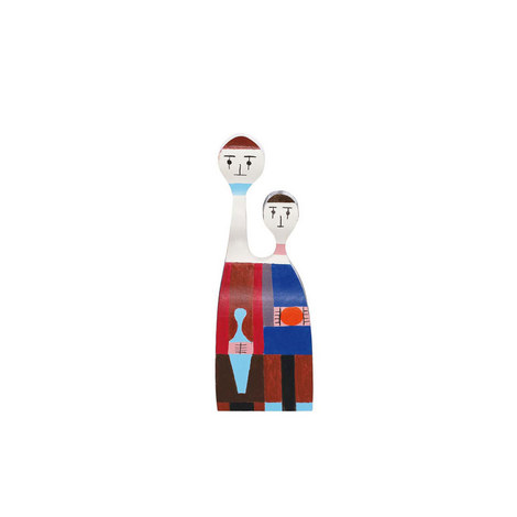 Wooden Doll No. 11, ${color}