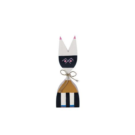 Wooden Doll No. 9, ${color}