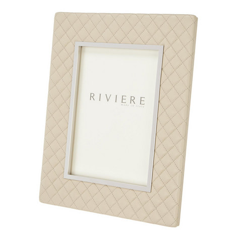 Quilted Photo Frame Medium, ${color}