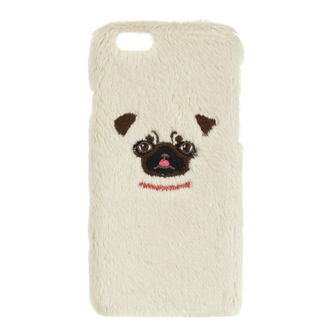 Pug Soft iPhone 6/6S Case, ${color}