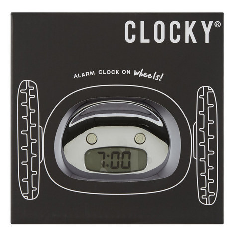 Clocky Alarm Clock, ${color}