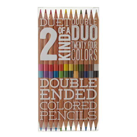 Double-Ended Colouring Pencils, ${color}