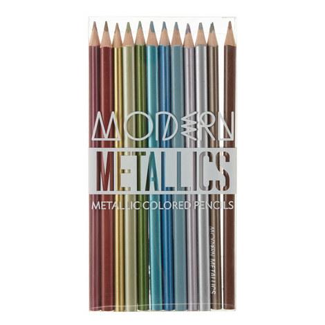 Metallic Colouring Pencils, ${color}