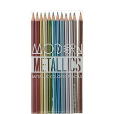 Metallic Colouring Pencils