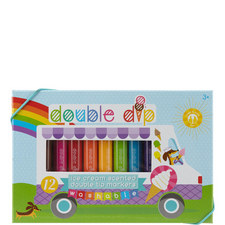 Double-Ended Scented Markers