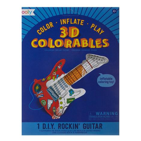 3D Colourables Rockin' Guitar, ${color}