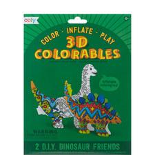 3D Colourables Dinosaur Friends