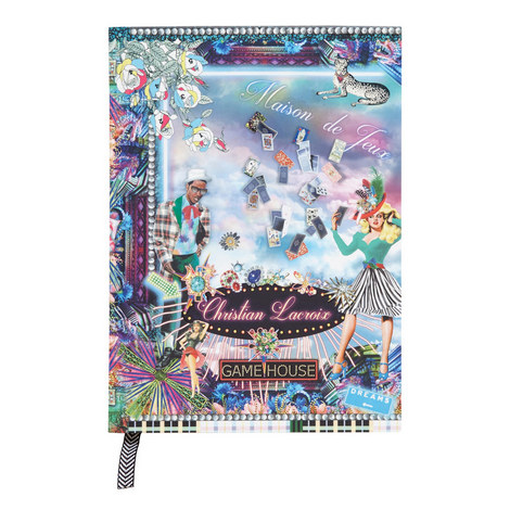 Fête Vos Jeux Pop-Up Notebook, ${color}