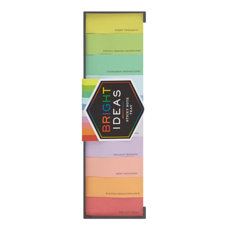 Bright Ideas Sticky Notes, ${color}