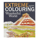 Extreme Colouring Wonderful World Book, ${color}