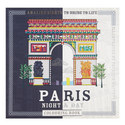 Paris Night and Day Colouring Book, ${color}