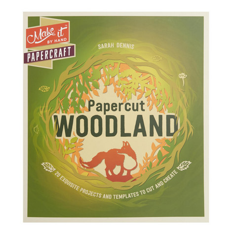 Make It By Hand: Woodland, ${color}