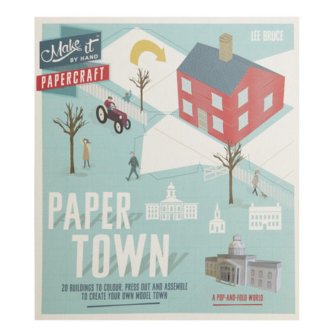 Make It By Hand: Paper Town, ${color}