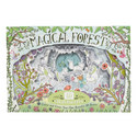 Magical Forest 3D Colourscapes Book, ${color}
