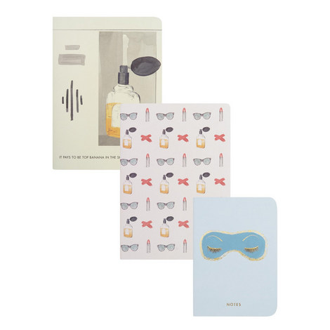 3-Pack Breakfast At Tiffany's Notebook Set, ${color}