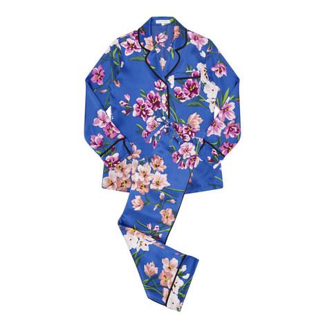 Lila Briella Silk Pyjamas, ${color}