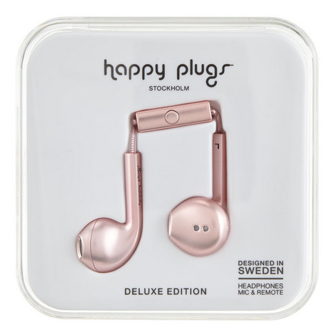 Deluxe Edition Metallic Earbuds, ${color}
