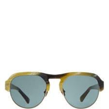 Nomad Circular Sunglasses