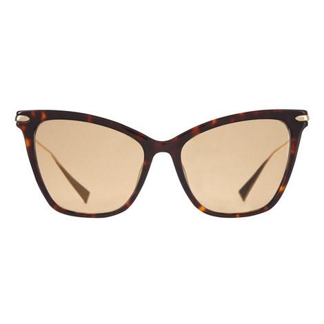 Jetsetter Cat Eye Sunglasses, ${color}