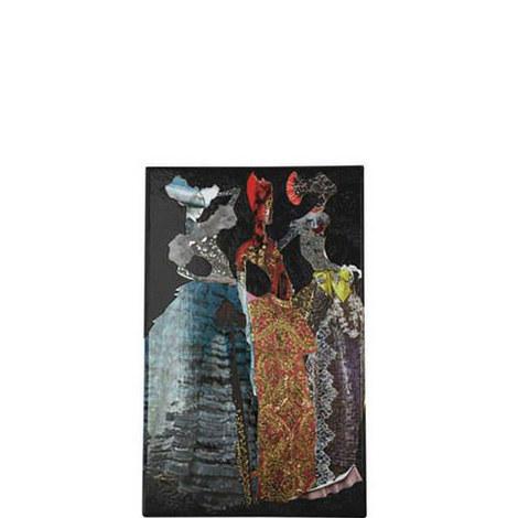 Set of 6 Les Madonnes Notecards, ${color}