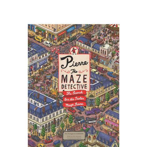 Pierre the Maze Detective, ${color}