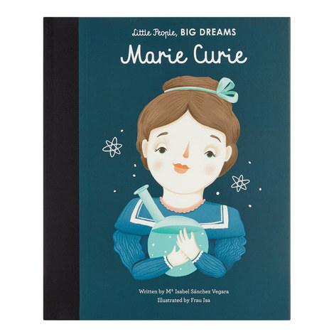 Marie Curie Book, ${color}